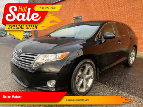 2010 Toyota Venza for sale at Boise Motorz in Boise ID