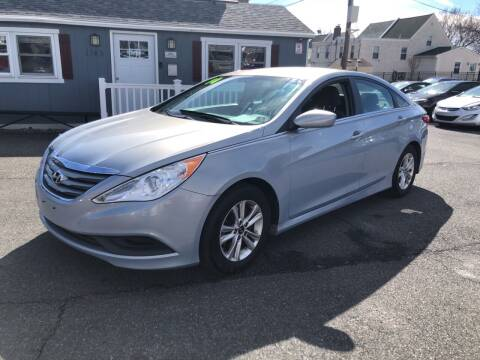 2014 Hyundai Sonata for sale at Sharon Hill Auto Sales LLC in Sharon Hill PA