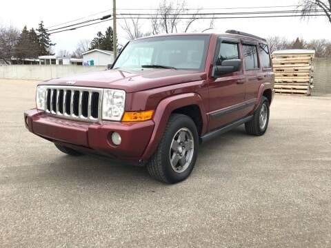 2008 Jeep Commander for sale at A & R Auto Sale in Sterling Heights MI