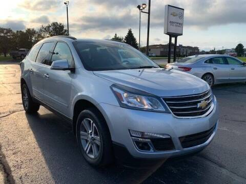 2015 Chevrolet Traverse for sale at Dunn Chevrolet in Oregon OH