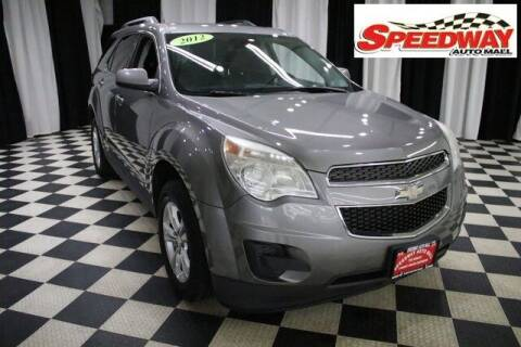 2012 Chevrolet Equinox for sale at SPEEDWAY AUTO MALL INC in Machesney Park IL