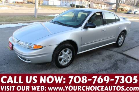 2003 Oldsmobile Alero for sale at Your Choice Autos in Posen IL