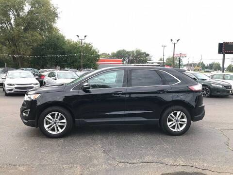 2017 Ford Edge for sale at Car Zone in Otsego MI