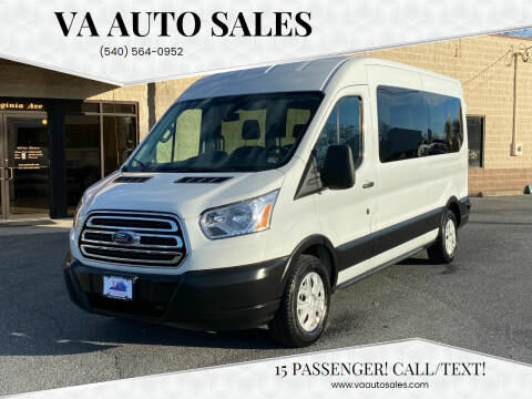 2019 Ford Transit Passenger for sale at Va Auto Sales in Harrisonburg VA