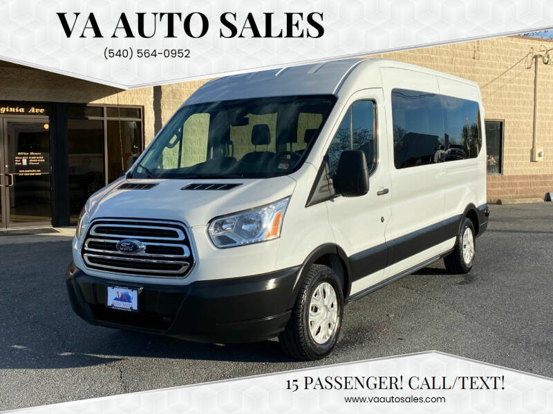 2019 Ford Transit Passenger for sale at Va Auto Sales in Harrisonburg VA