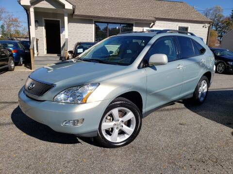 2006 Lexus RX 330 for sale at M & A Motors LLC in Marietta GA