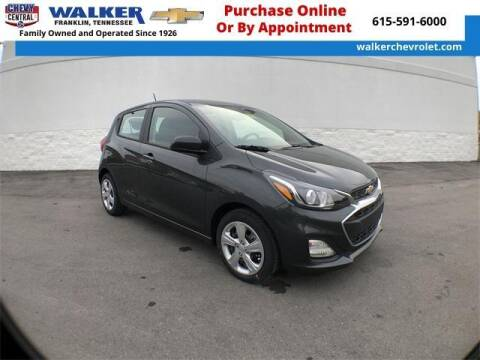 2021 Chevrolet Spark for sale at WALKER CHEVROLET in Franklin TN
