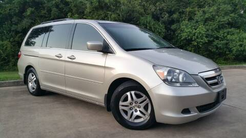 2006 Honda Odyssey for sale at Houston Auto Preowned in Houston TX