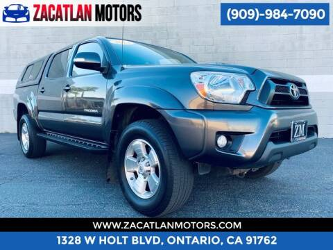 2014 Toyota Tacoma for sale at Ontario Auto Square in Ontario CA