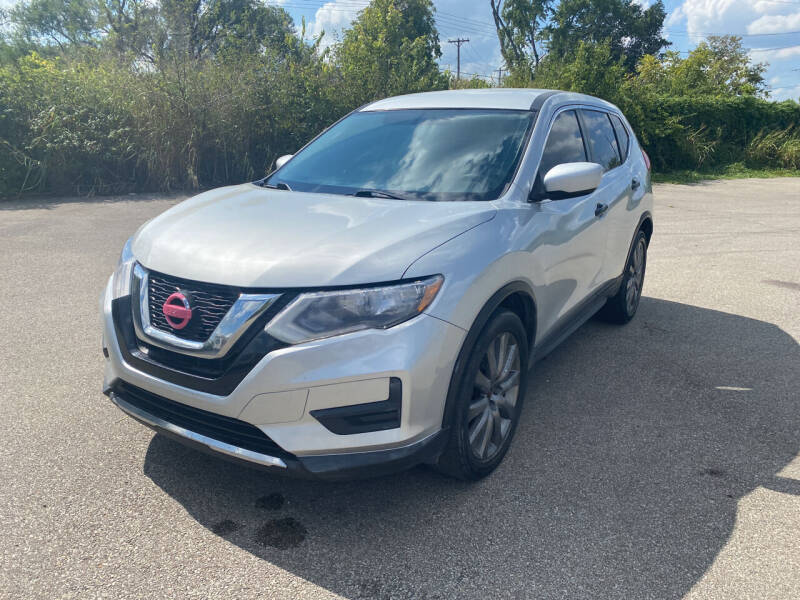 2017 Nissan Rogue for sale at Mr. Auto in Hamilton OH