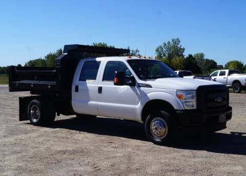 2014 Ford F-350 Super Duty for sale at KA Commercial Trucks, LLC in Dassel MN