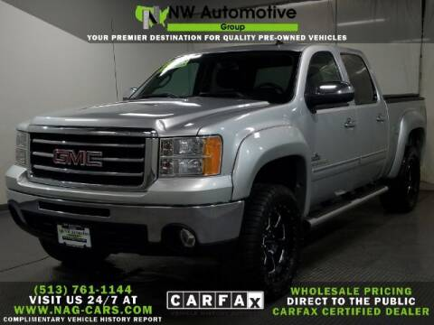 2013 GMC Sierra 1500 for sale at NW Automotive Group in Cincinnati OH