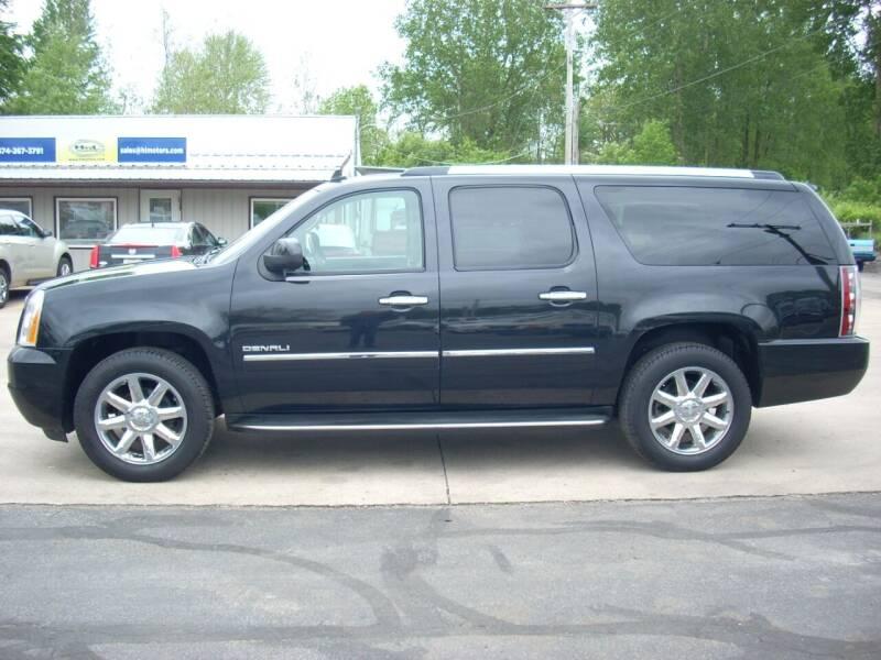 2012 GMC Yukon XL for sale at H&L MOTORS, LLC in Warsaw IN
