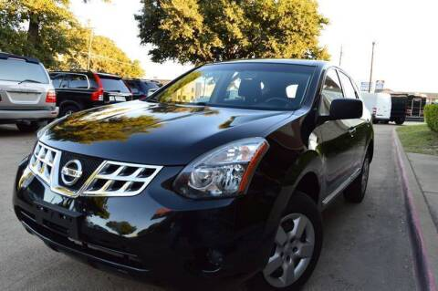 2014 Nissan Rogue Select for sale at E-Auto Groups in Dallas TX