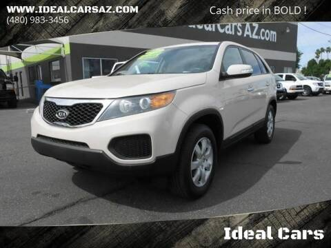 2011 Kia Sorento for sale at Ideal Cars Apache Junction in Apache Junction AZ