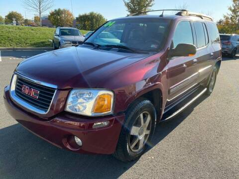 2004 GMC Envoy XL for sale at SOUTH AMERICA MOTORS in Sterling VA