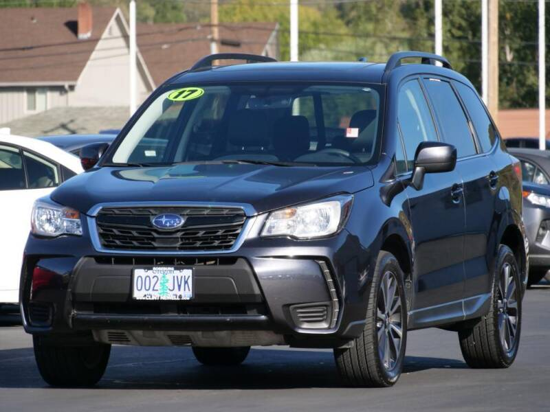 2017 Subaru Forester for sale at CLINT NEWELL USED CARS in Roseburg OR