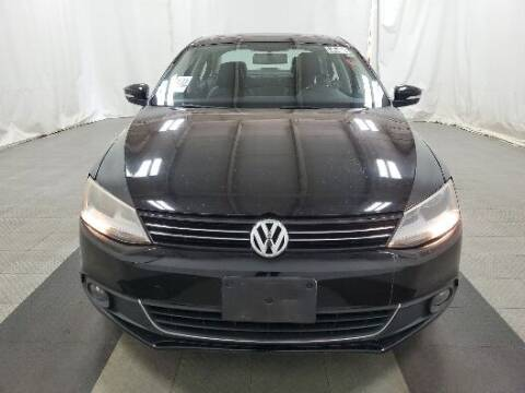 2011 Volkswagen Jetta for sale at NORTH CHICAGO MOTORS INC in North Chicago IL