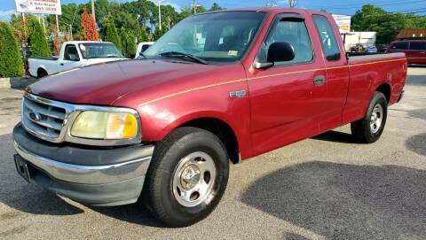 2003 Ford F-150 for sale at Auto and Cycle Brokers of Tidewater in Norfolk VA