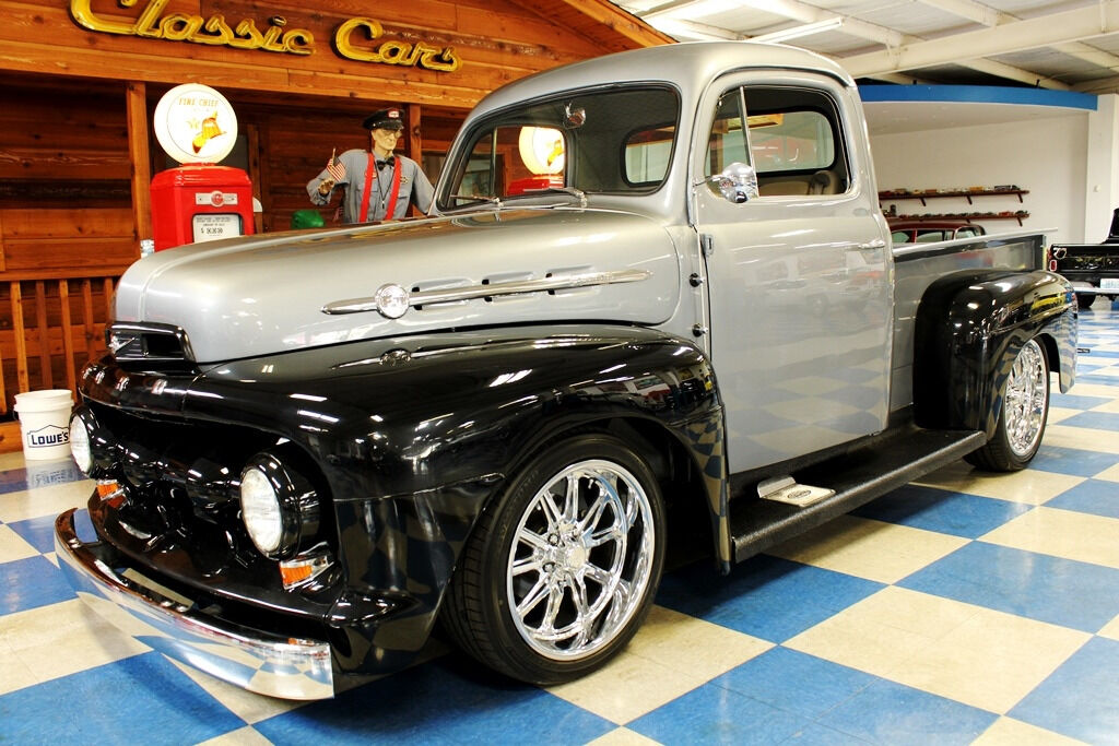 1951 Ford F-100 5