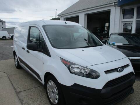 2017 Ford Transit Connect Cargo for sale at AUTO FACTORY INC in East Providence RI