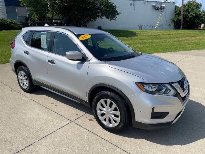 2017 Nissan Rogue for sale at Best Buy Auto Mart in Lexington KY