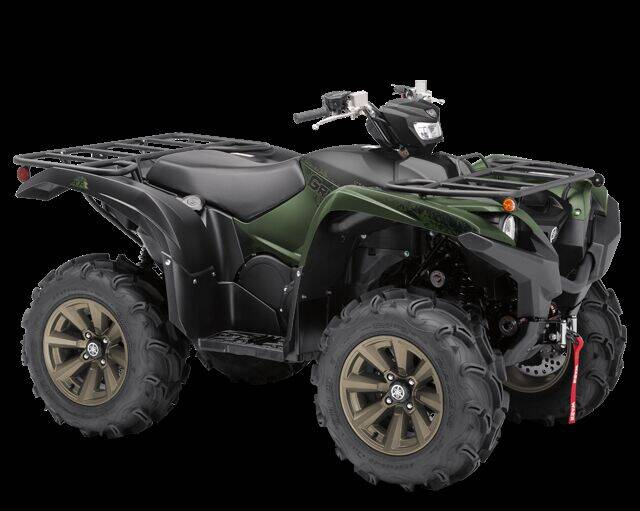2021 Yamaha Grizzly 700 EPS XT-R for sale at GT Toyz Motor Sports & Marine - GT Toyz Powersports in Clifton Park NY