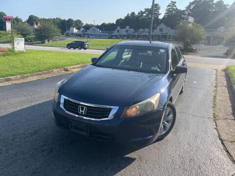 2008 Honda Accord for sale at BRAVA AUTO BROKERS LLC in Clarkston GA