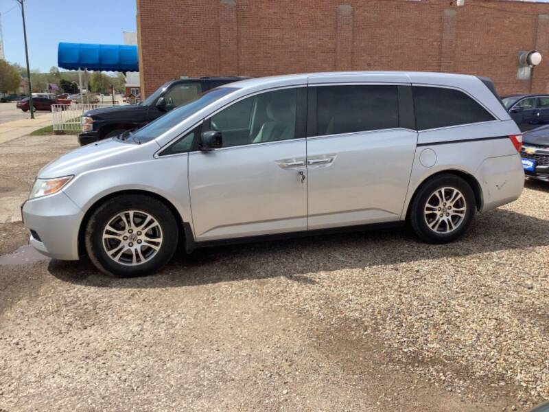 2013 Honda Odyssey for sale at Paris Fisher Auto Sales Inc. in Chadron NE