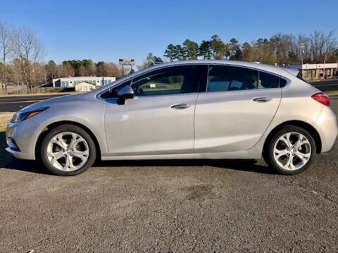 2017 Chevrolet Cruze for sale at Joe Lee Chevrolet in Clinton AR