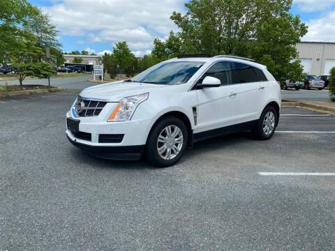 2012 Cadillac SRX for sale at CarXpress in Fredericksburg VA