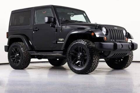 2012 Jeep Wrangler for sale at Truck Ranch in American Fork UT