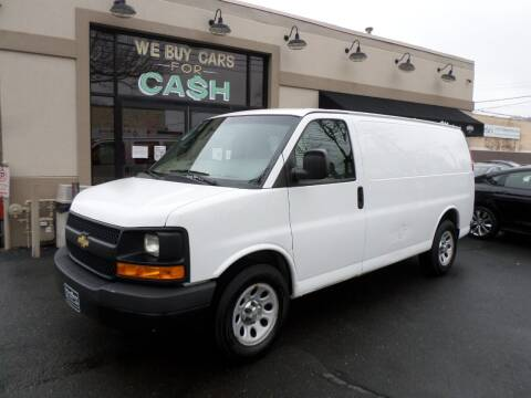 2012 Chevrolet Express Cargo for sale at Wilson-Maturo Motors in New Haven Ct CT