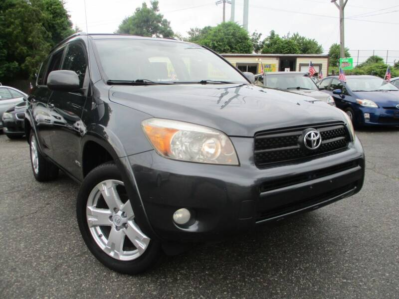 2008 Toyota RAV4 for sale at Unlimited Auto Sales Inc. in Mount Sinai NY