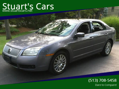 2006 Mercury Milan for sale at Stuart's Cars in Cincinnati OH