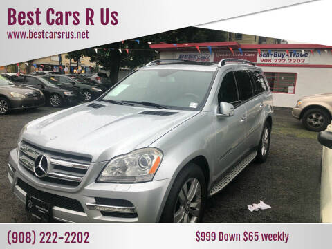 2012 Mercedes-Benz GL-Class for sale at Best Cars R Us in Plainfield NJ