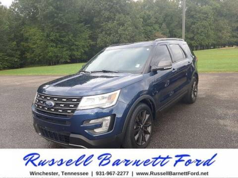 2017 Ford Explorer for sale at Oskar  Sells Cars in Winchester TN