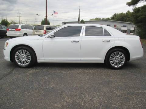 2013 Chrysler 300 for sale at Home Street Auto Sales in Mishawaka IN