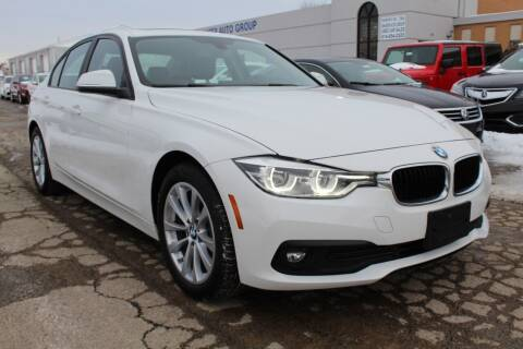 2018 BMW 3 Series for sale at SHAFER AUTO GROUP in Columbus OH