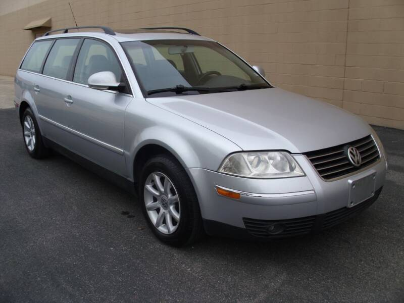 2004 Volkswagen Passat for sale at Big E's Auto Group LC in Marion TX