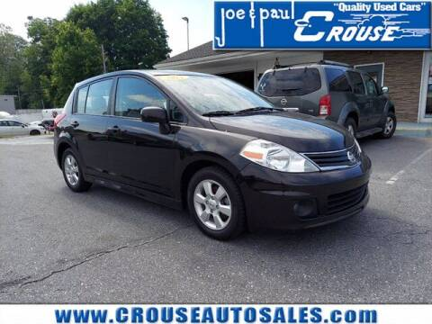2011 Nissan Versa for sale at Joe and Paul Crouse Inc. in Columbia PA