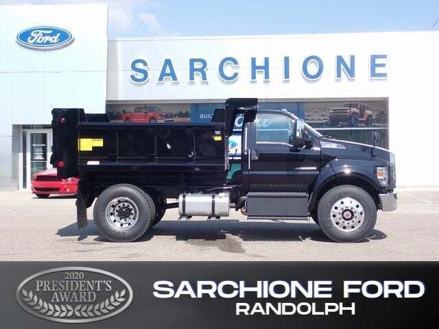 2022 Ford F-750 Super Duty for sale in Randolph, OH
