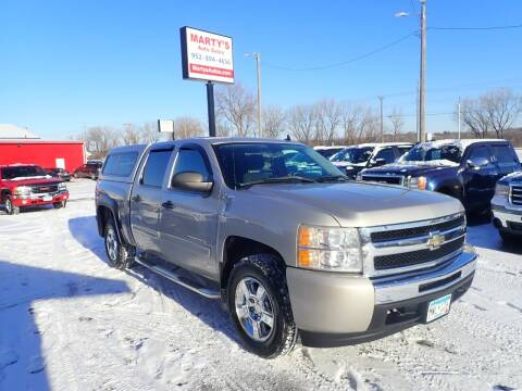 2009 Chevrolet Silverado 1500 Hybrid for sale at Marty's Auto Sales in Savage MN