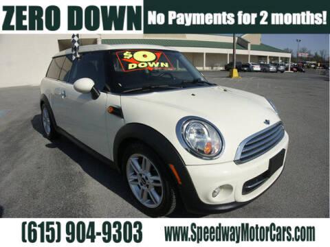 2011 MINI Cooper Clubman for sale at Speedway Motors in Murfreesboro TN