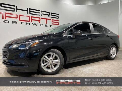2017 Chevrolet Cruze for sale at Fishers Imports in Fishers IN