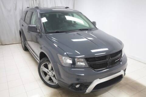 2018 Dodge Journey for sale at EMG AUTO SALES in Avenel NJ
