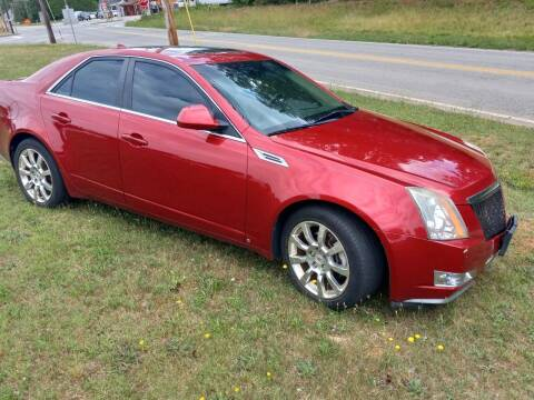 2009 Cadillac CTS for sale at Mocks Auto in Kernersville NC