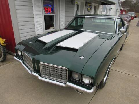 1972 Oldsmobile Cutlass for sale at Whitmore Motors in Ashland OH