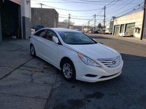 2012 Hyundai Sonata for sale at O A Auto Sale in Paterson NJ