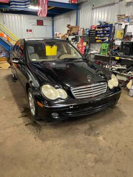 2005 Mercedes-Benz C-Class for sale at Drive Deleon in Yonkers NY